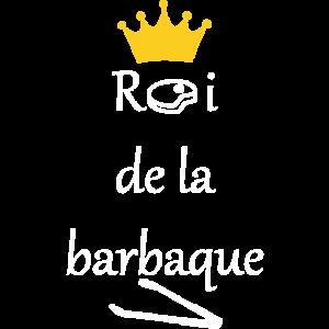 König der barbarischen T-Shirt King Grill Geschenk
