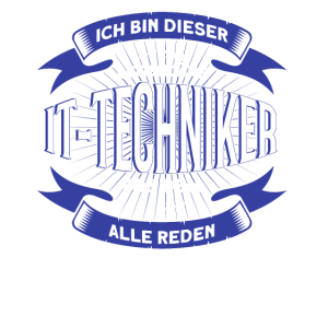 IT Techniker Informatiker Programmierer Geschenk