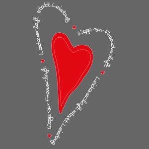 Ullihunde- Herz