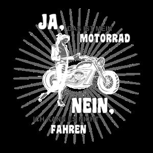 Bikerinnen Sprüche Motorrad