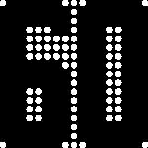 60, 60er, Pixel, Punkte, Display