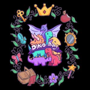 Dinoday Trex Brachio Diplo Fairytale
