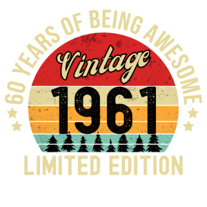 60. Geburtstag 1961