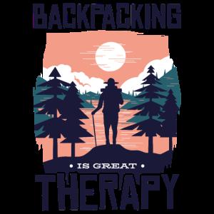 Reisen ist meine Therapie für Backpacker