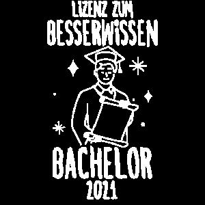 Bachelor 2021 Student Lizenz Besserwisser Uni