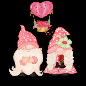Valentinstag gnome