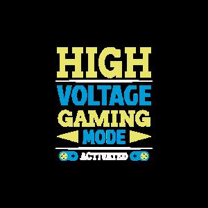High Voltage Gamer Gaming Controller