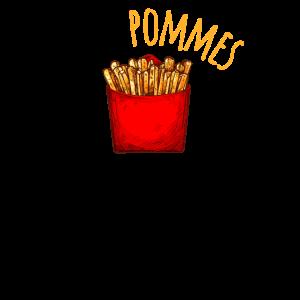 Unterpommest - Pommes Fritten