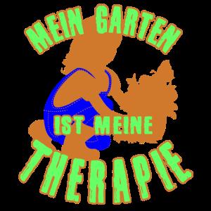 Mein Garten meine brauche keine Therapie