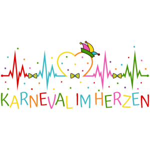 Karneval im Herzen