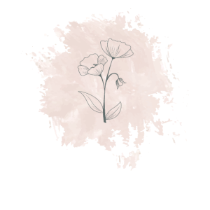 handgezeichnete Blume