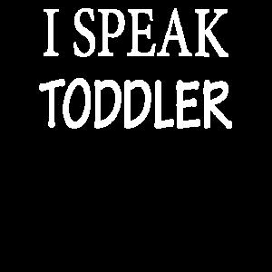 Ich spreche Kleinkind