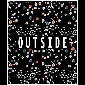 Outside Design Originell Alternativ Männer passt