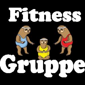 Fitness Gruppe