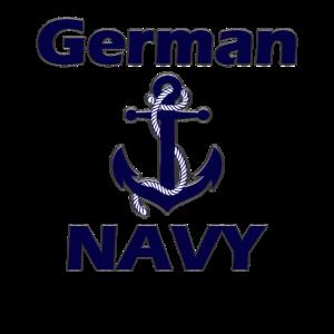 German Navy Anker