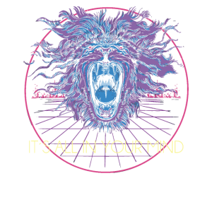 Its All In Your Mind - Vaporwave Style