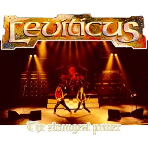 Leviticus - The Strongest Power - Band