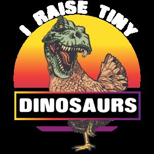 I Raise Tiny Dinosaurs