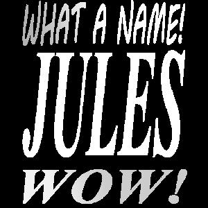 ich heiße Jules ich bin Jules schöner Vorname