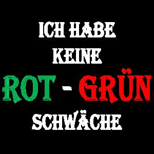Rot-Grün-Schwäche