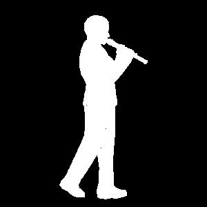 Flötenspieler Flöte