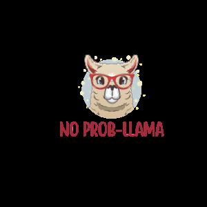 Lama lustig No Problama
