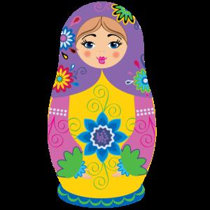 Matrjoschka / Matryoshka / Matreschka / Matroshka