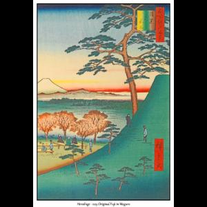 Japanische Kunst Hiroshige