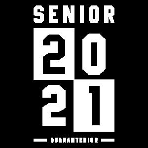 Senior 2021 Quarantenior - Graduation Gift Funny