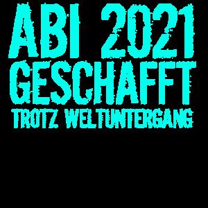 Abi 2021 Geschafft