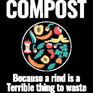 Kompostkompost Gartengarten Humor