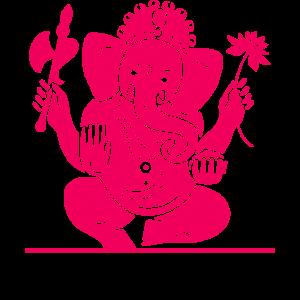 Ganesha Gott Hindu Hinduismus