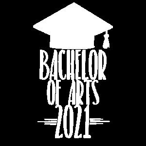Bachelor of Arts 2021