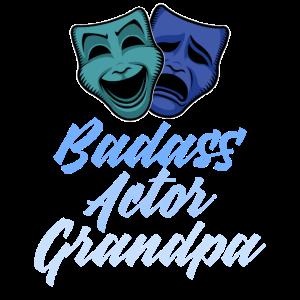 badass actor grandpa