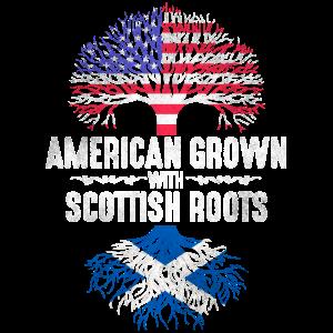 Amerikaner mit schottischen Wurzeln
