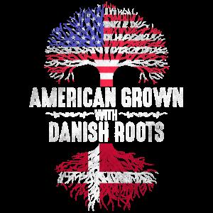 Amerikaner mit dänischen Wurzeln