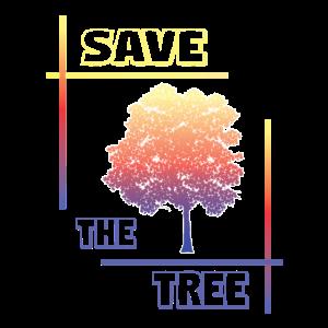 Umwelt - Schützt die Bäume - Ökologie