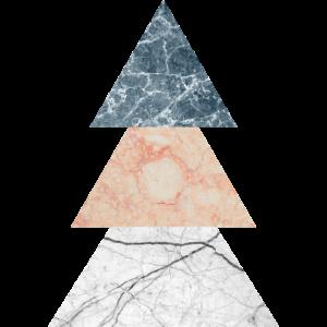Marmor Tannenbaum Edel Weihnachten Geschenk