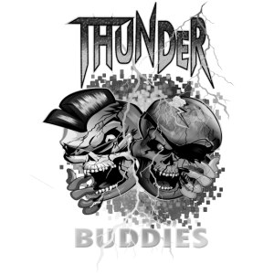 thunderbuddies bw