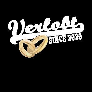 Verlobung Verlobt Paar Geschenk