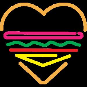 Herz Burger