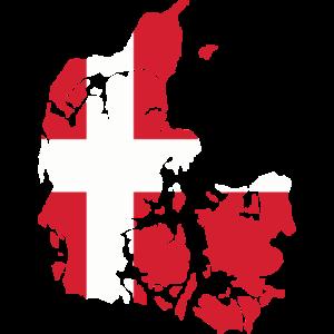 dänemark flagge fahne