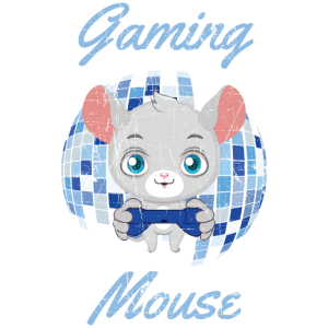 Gaming Mouse Cute Animal Pun Mouse Lover Gift