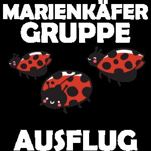 Marienkäfer Gruppe Kindergarten Kinder