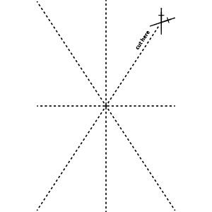 Schnittlinien logo
