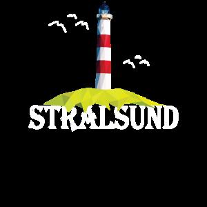 Stralsund Hansestadt Ostsee Geschenk