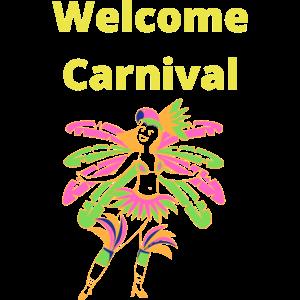 Willkommener Karneval