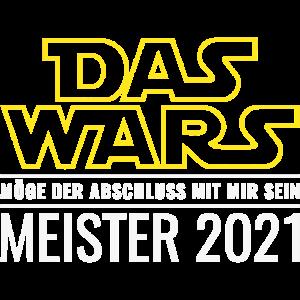 Meister 2021 Das Wars Abschluss Meisterprüfung