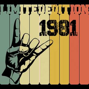 1981 Jahrgang
