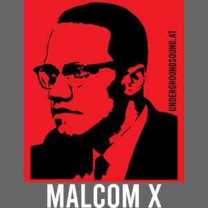 MALCOM X called RED